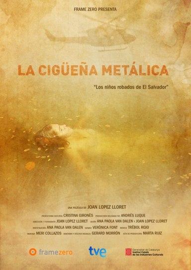 La cigüeña metálica- Viernes Documental